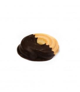 Biscotti Frolla Cioccolato rotondi