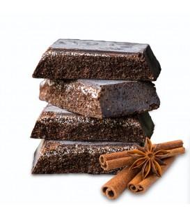 Cioccolato di Modica Cannella - 100g.