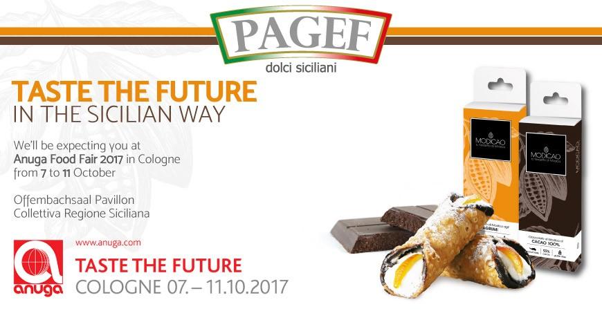 Pagef al Anuga Food Fair 2017